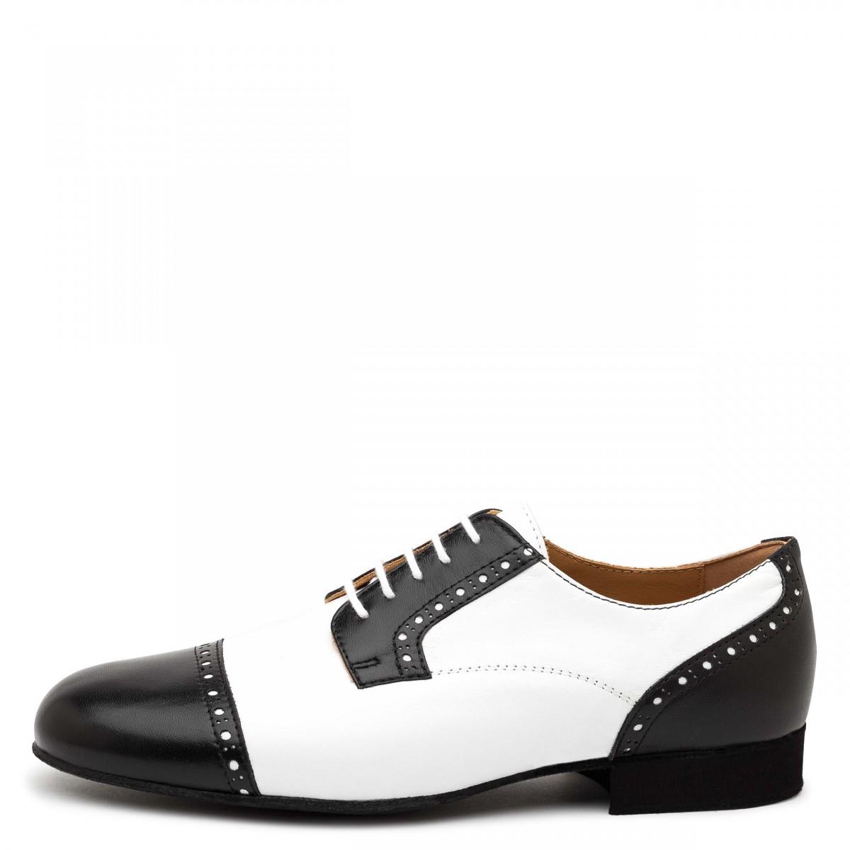 Swing Dance Shoes Memphis 28051 Black