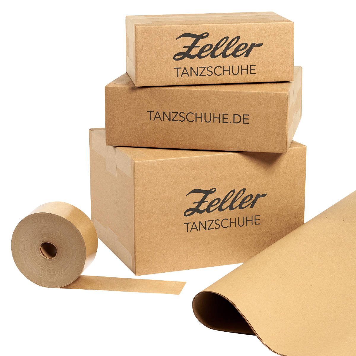Our packaging is made of 100% recycled paper